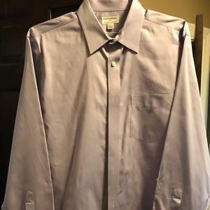 Banana Republic Purple Large Dress Shirt
